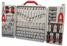 NEW CRESCENT CTK148MP TOOL SET148 PC TOOL SETS AND CASE SALE MFG WARRANTY