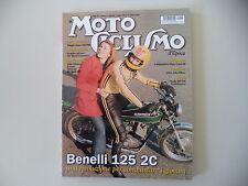 MOTOCICLISMO D'EPOCA 5/2010 VESPA 150 VBB/BENELLI 125 2C/GILERA CADET/HONDA RVF