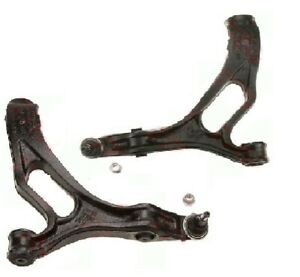 TRW JTC1058 + JTC1060 Triangle de suspension droit + gauche pour AUDI Porsche VW
