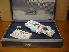 FLY PORSCHE 917K GULF ACCIDENTADO REF-Z-01 NUEVO CON SU CAJA ORIGINAL