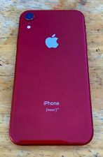 Apple iPhone XR (PRODUCT)RED - 64GB - (T-Mobile) A1984 (CDMA + GSM) Excellent