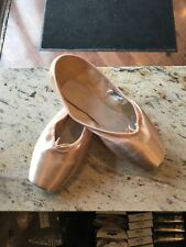 Women's Bloch Axiom Pointe Shoes (S0180L) Size 5.5 3X