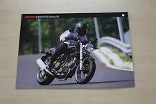 168748) Ducati Monster 750 Dark Prospekt 200?
