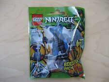 New Lego Ninjago Mezmo Booster Pack 9555