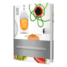 - NEW - Molecular Gastronomy By MOLECULE-R - 40 Recipes -
