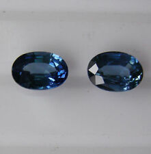 Eye Clean Thailand Transparent Loose Natural Sapphires