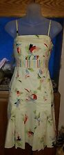 Anthropologie Maeve New Floral Sundress Size 0