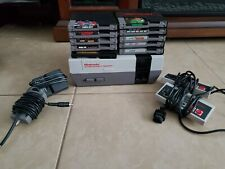 Nintendo Entertainment System Console - NES Super Mario, Mike Tyson, & 10 Games!