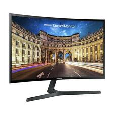 "Samsung 27"" 1080p Full HD Curved Monitor FreeSync 4 ms 60 Hz HDMI VGA BLACK"