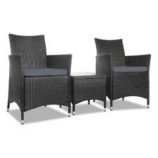 Plastic Outdoor Furniture Sets Ebay