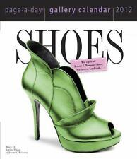 Shoes 2012 Gallery Calendar, Workman Publishing, Good Book