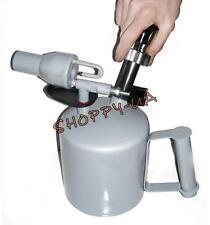 BLOW TORCH BLOWLAMP BLOWPIPE 2 LITER LAMP FUEL PETROL GASOLINE + ENGLISH MANUAL