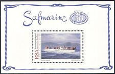 RSA 1996 Safmarine 50th/Container Ship/Boats/Nautical/Transport 1v m/s (:b1305)