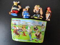 Asterix und die Wikinger + BPZ - 2007 - 4 Figuren