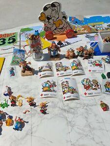Vintage Asterix y Obelix collection