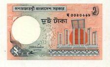 BANGLADESH . 2 TAKA . 1989 . OISEAU