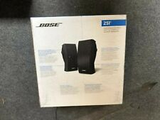 Bose 251 Environmental outdoor Speakers - Black and white (Pair)