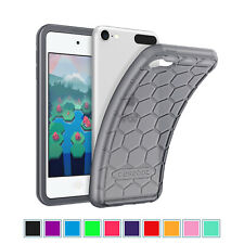 For iPod Touch 7 / Touch 6 / Touch 5 Impact Shockproof Soft Silicone Case Cover