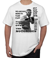 CONOR McGREGOR THE NOTORIOUS MMA UFC FIGHTING BOXING CHAMPION T-shirt