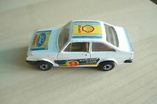 Lesney Matchbox Superfast No 9 Ford Escort RS2000 with decals