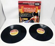 Greensleeves Rhythm Album #81 - Redbull & Guiness - Lightly Used