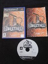 PS2 : DETONATOR - Completo !
