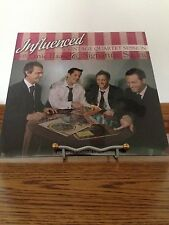 """ERNIE HAASE & SIGNATURE SOUND-""""INFLUENCED""""-AUTOGRAPHED BY ALL 4 + BONUS!!"""