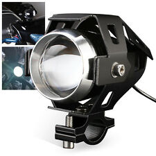U5 CREE LED Lamp 15W Projector Lens Auxiliary Fog Light Universal For Bikes