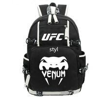 "Large Capacity UFC Venum Viper Travel Boy's Backpack Rucksack Cosplay 18"":W"