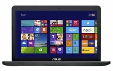"New Asus X551CA 15.6"" Laptop 4GB 500GB Webcam Bundle Targus Sleeve Logitech M185"