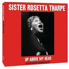 Up Above My Head - 2 DISC SET - Sister Rosetta Tharpe (2012, CD NEUF)
