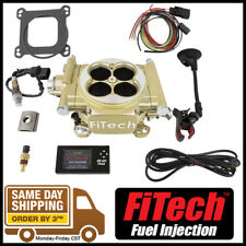 FiTech Easy Street Classic Gold 600HP EFI Fuel Injection Conversion Kit 30005
