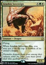 Arashin sovereign v2 // foil // nm // Dragons of tarkir promos // Engl. // Magic
