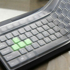 Clear Silicone Desktop Computer 108 Keyboard Cover Skin Protector Film Cover