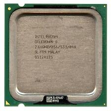 Intel Celeron D 2.66 GHz CPU Socket 775