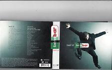 CD + DVD DIGIPACK 20T BENABAR BEST OF DE 2007