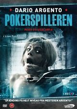 The Card Player - Dario Argento -
