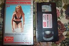 [2606] - Incontro d'amore (1970) VHS Techno