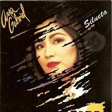 ANA GABRIEL - silueta CD SINGLE 2TR CARDSLEEVE 1993