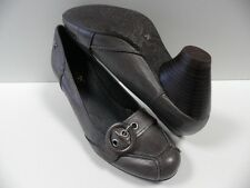 Chaussures PIKOLINOS gris FEMME taille 36 escarpins shoes grey woman NEUF #9509