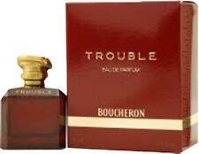 Trouble by Boucheron for Women 15 ml/0.5 oz Eau de Parfum Mini New in Box HTF