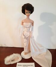 """Vintage Barbie Bubblecut in """"ENCHANTED EVENING"""" #983 stunning"""