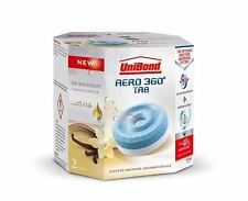 UniBond Aero 360 Pure Moisture Absorber Device With Scented 2X 450g Refills Tabs