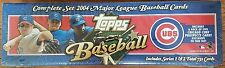 2004 Topps Factory Sealed Set - Includes 5 Chicago Cubs Prospects Cards Nice!
