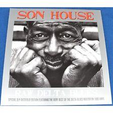 Son House - Raw Delta Blues - Vinyl 2 LP Record Double Album 180G Vinyl Ex / Ex