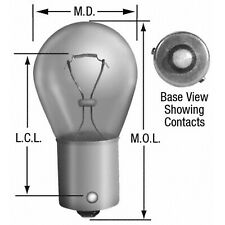 Turn Signal Light Bulb fits 1995-2018 Volvo S60 V70 XC70  WAGNER LIGHTING