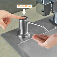 "47/"" Built In Sink Soap Dispenser Extension Tube Kit with Check Valve"