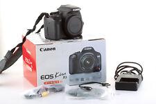 cuerpo de cámara reflex digital Canon EOS Kiss x3 (500D) 15,1 Mp (CÁMARA dslr)