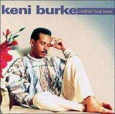 Nothin' But Love, Keni Burke, Excellent Import