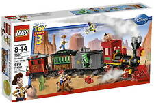 Neuf Scellé LEGO Toy Story 7597 Western Train Chase Brillant